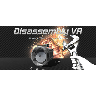 DISASSEMBLY VR  PC Cd Key Steam Global (instant delivery)