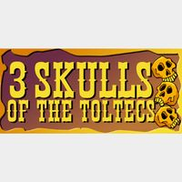 Fenimore Fillmore: 3 Skulls of the Toltecs  PC Cd Key Steam Global (instant delivery)