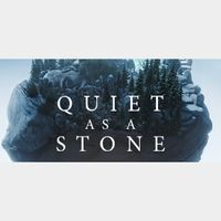QUIET AS A STONE  PC Cd Key Steam Global (instant delivery)