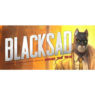 Blacksad: Under the Skin  Cd Key steam Global (instant delivery)