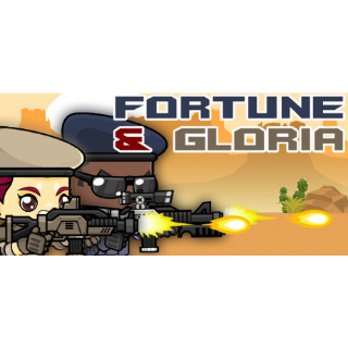 Fortune & Gloria PC Cd Key Steam Global  (instant delivery)