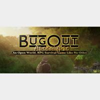 BUGOUT  PC Cd Key Steam Global (instant delivery)