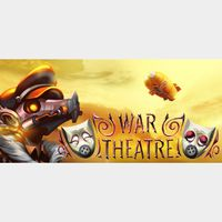 WAR THEATRE  PC Cd Key Steam Global (verified purchase - fast delivery)