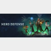 HERO DEFENSE  Cd Key PS4 EUR (instant delivery)