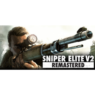 Sniper Elite V2 Remastered  PC Cd Key Steam Global (instant delivery)