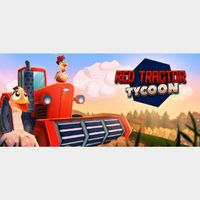 Red Tractor Tycoon  PC Cd Key Steam Global (instant delivery)