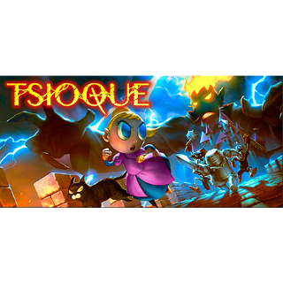 TSIOQUE  PC Cd Key Steam Global (instant delivery)