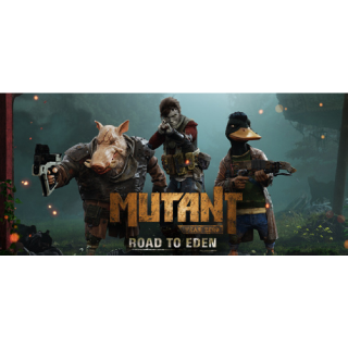 Mutant Year Zero: Road to Eden  Cd Key Steam Global (instant delivery)