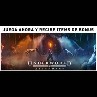 UNDERWORLD ASCENDANT  PC Cd Key Steam Global (instant delivery)