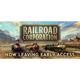 Railroad Corporation  PC Cd Key Steam Global (instant delivery)