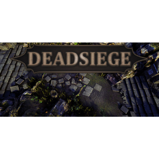 DEADSIEGE  PC Cd Key Steam Global (instant delivery)