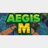 AEGISM  PC Cd Key Steam Global (verified purchase - fast delivery)
