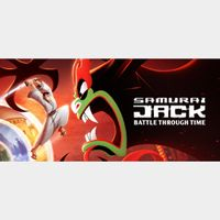 Samurai Jack: Battle Through Time PC Cd Key Steam Global (instant delivery)