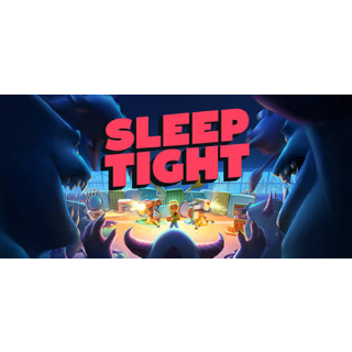 SLEEP TIGHT  PC Cd Key Steam Global (instant delivery)