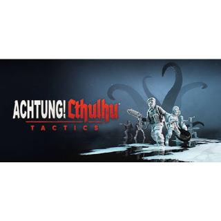 ACHTUNG! CTHULHU TACTICS Cd Key Steam Global (instant delivery)
