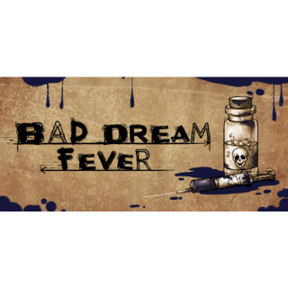 BAD DREAM: FEVER  PC Cd Key Steam Global (instant delivery)