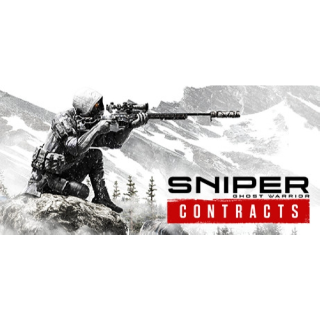 Sniper Ghost Warrior Contracts  PC Cd Key Steam Global (instant delivery)