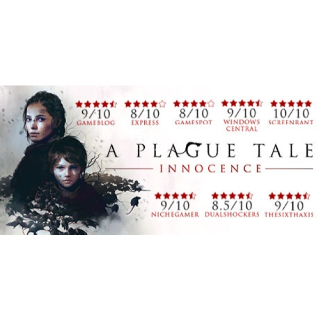 A Plague Tale: Innocence  PC Cd Key gog Global (instant delivery)