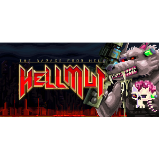 HELLMUT: THE BADASS FROM HELL  PC Cd Key Steam Global (instant delivery)