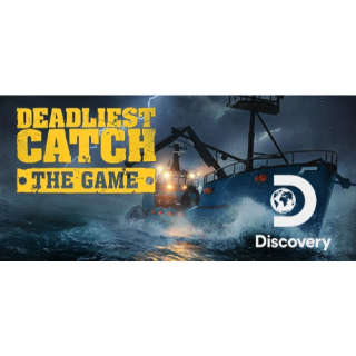 DEADLIEST CATCH: THE GAME  PC Cd Key Steam Global (instant delivery)