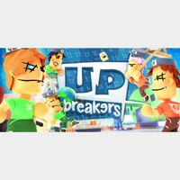 UPBREAKERS  PC Cd Key Steam Global (instant delivery)