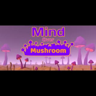 MIND OVER MUSHROOM  Pc Cd Key Steam Global (instant delivery)