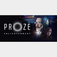 PROZE: Enlightenment  Cd Key Steam Global (instant delivery)