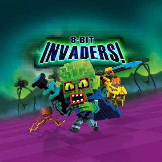 8-Bit Invaders!  Cd Key ps4 eur (instant delivery)