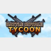 BATTLE ROYALE TYCOON  PC Cd Key Steam Global (instant delivery)