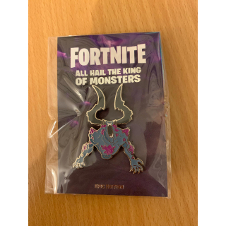 Fortnite Storm Pin *RARE*