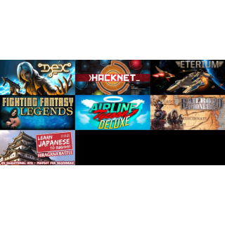 Discount Bundle (7 GAMES!) Instant delivery