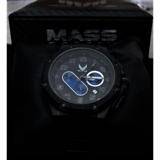 MASS EFFECT Ambassador Spectre Meister watch #334 - 500 Limited edition