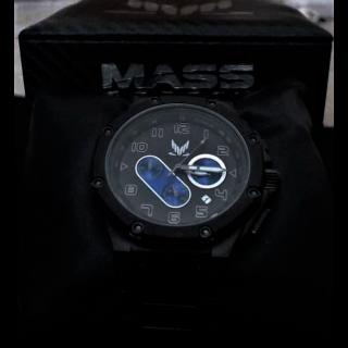 Limited edition MASS EFFECT Ambassador Spectre Meister watch #334 - 500