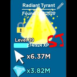 Pet   Radiant Tyrant