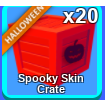 Other | 20 Spooky Skin Crate