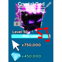Pet   Crystal God