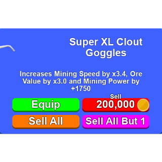 Other | Super XL Clout - MS
