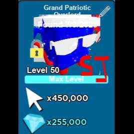 Pet   Grand Patriotic Overlord