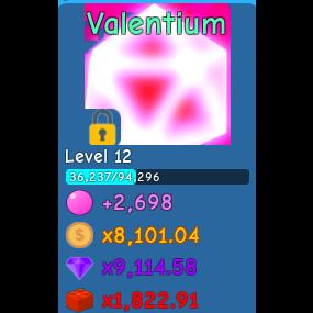 Other   Valentium - BGS