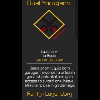 Other | Dual Yorugami