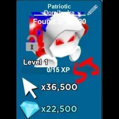 Pet   Patriotic Domihydra