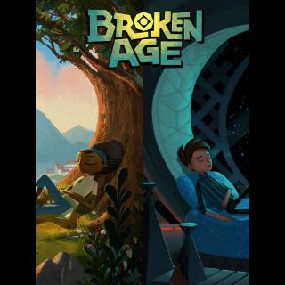 Broken Age Steam Key GLOBAL [𝐈𝐍𝐒𝐓𝐀𝐍𝐓] 🔑✅