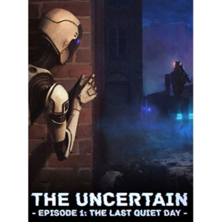 The Uncertain - The Last Quiet Day Steam Key GLOBAL