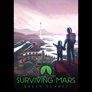 Surviving Mars: Green Planet Steam Key GLOBAL