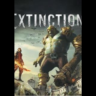 Extinction Steam Key GLOBAL