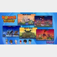 """Worms Reloaded: The """"Pre-order Forts & Hats"""" DLC Pack Steam Key GLOBAL"""