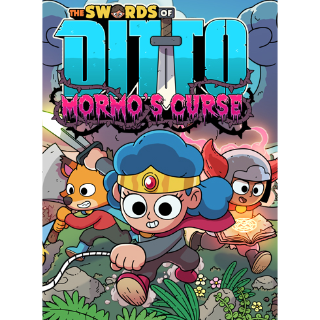 The Swords of Ditto: Mormo's Curse Steam Key GLOBAL [𝐈𝐍𝐒𝐓𝐀𝐍𝐓] 🔑✅