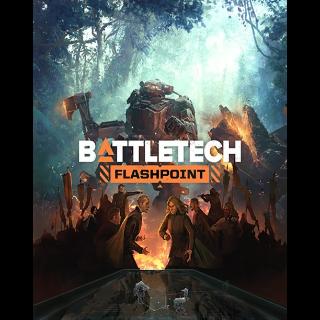 BATTLETECH - Flashpoint [𝐈𝐍𝐒𝐓𝐀𝐍𝐓] 🔑✅