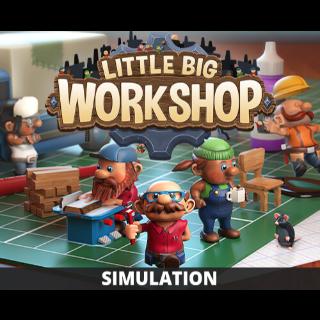Little Big Workshop Steam Key GLOBAL