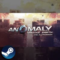 Anomaly Warzone Earth Mobile Campaign Steam Key GLOBAL